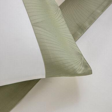 Imperial Border Sheet Set Ivory Sage hover image