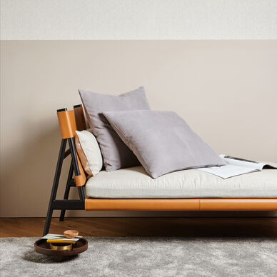 Luxury Suede Decorative Pillow  image