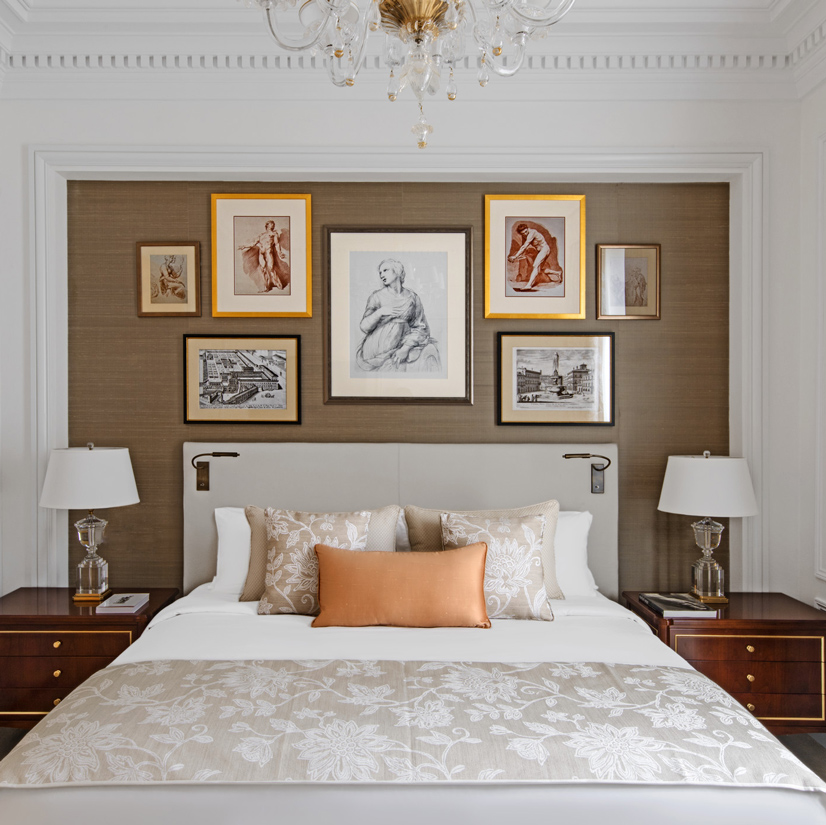 The St. Regis Rome King Suite