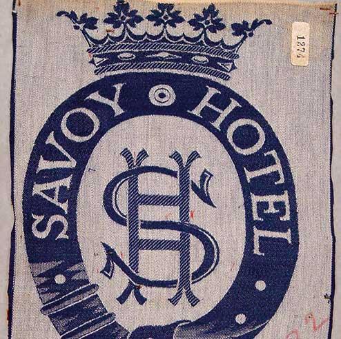 Savoy Hotel emblem