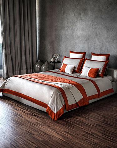 Le Vie Del Cotone Copripiumino.Luxury Bedding Fine Linens Frette