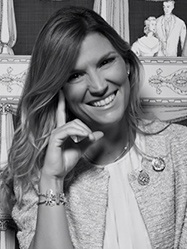 Federica Valbusa, PR & Guest Relations Manager