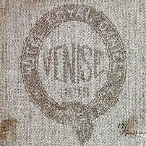Royal Hotel Danieli Venise 1899